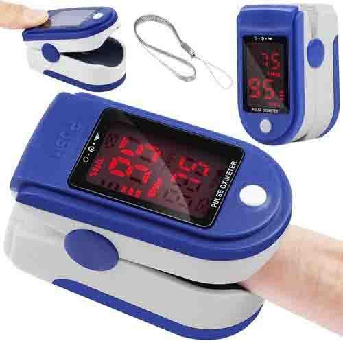 pulsometr napalcowy
